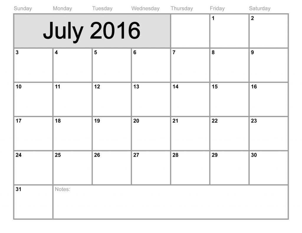 free-new-July-2016-Calendar-printable