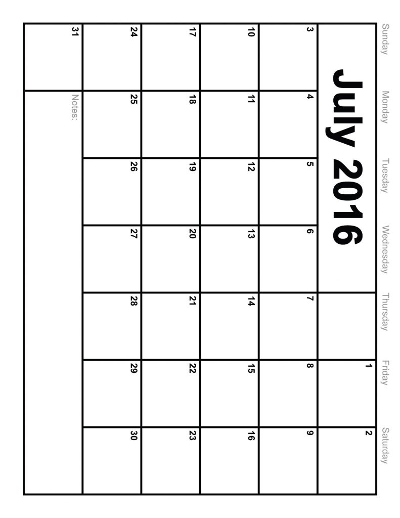 july-monthly-blank-July-2016-calendar
