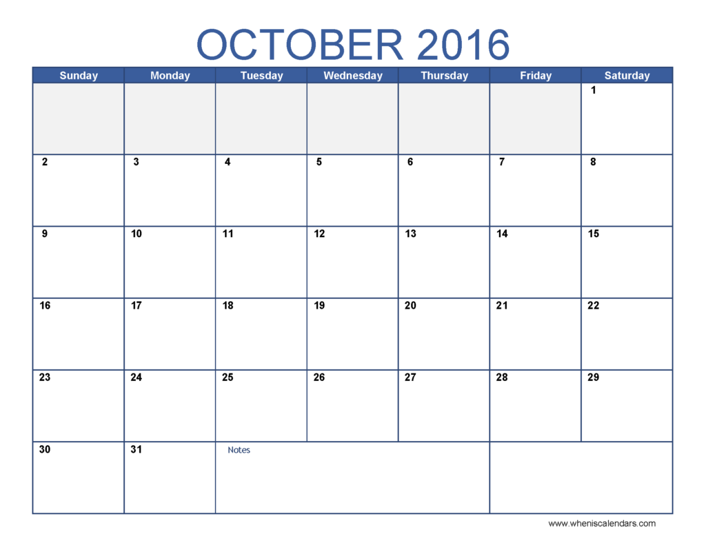 october-2016-calendar-pdf-2016-monthly-calendar-printable