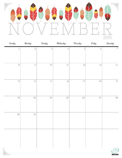 thanksgiving-november-2016-monthly-calendar-printable-pdfs
