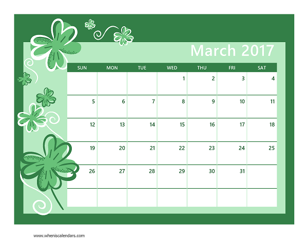 seasonal-by-month-march-holiady-calendar-template