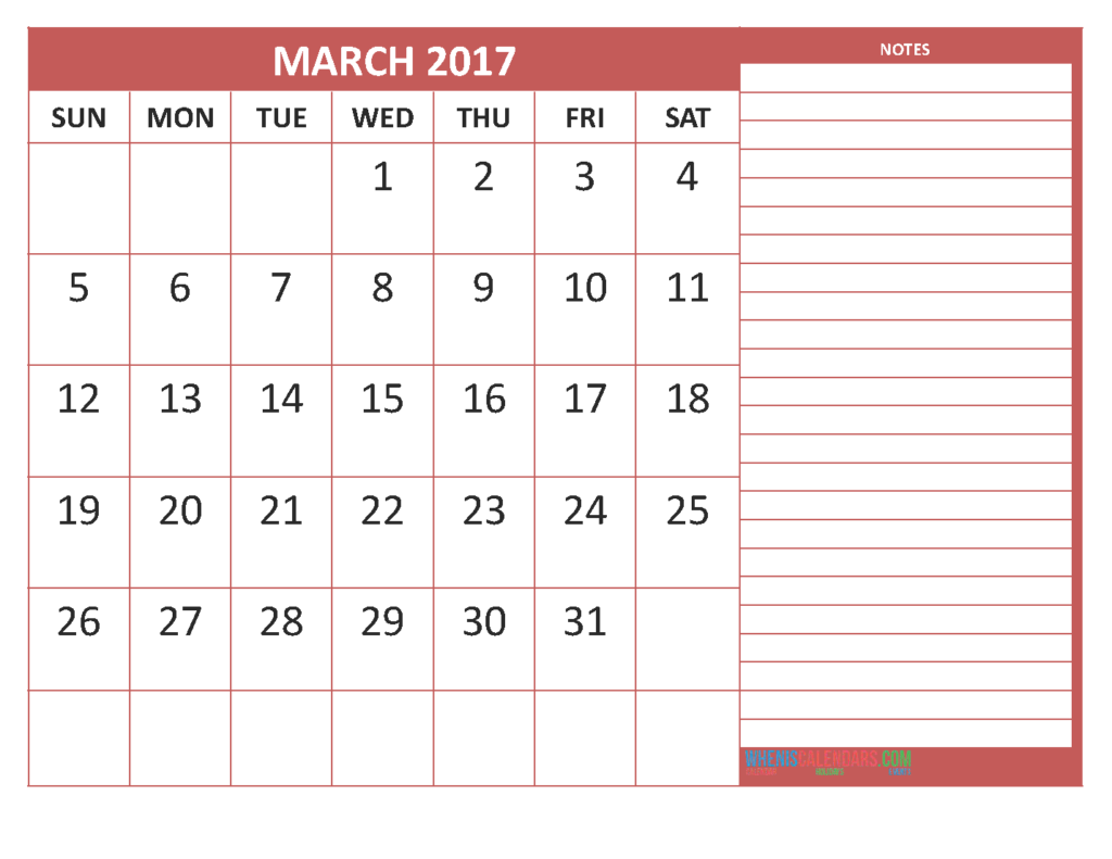 mar-2017-monthly-calendar-side-notes-first-row-large-printable
