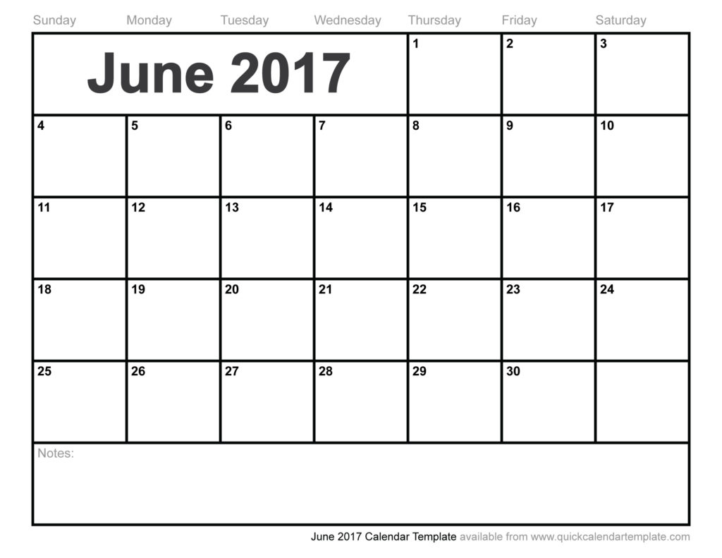 June Calendar Layout : Large printable june calendars print blank